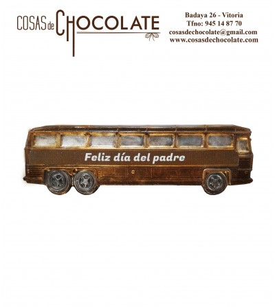 Autobús de chocolate