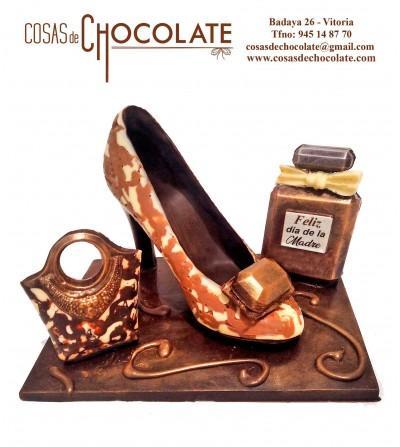 Composición de chocolate...