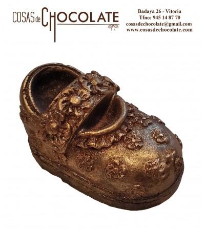 Patuco de chocolate