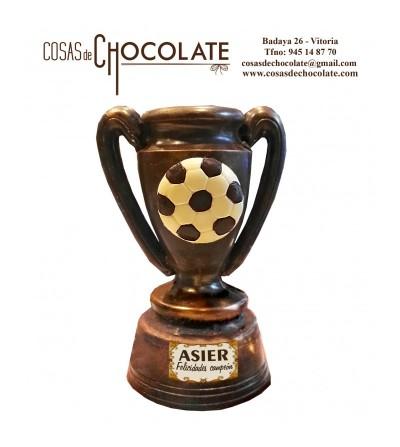 Trofeo de Chocolate