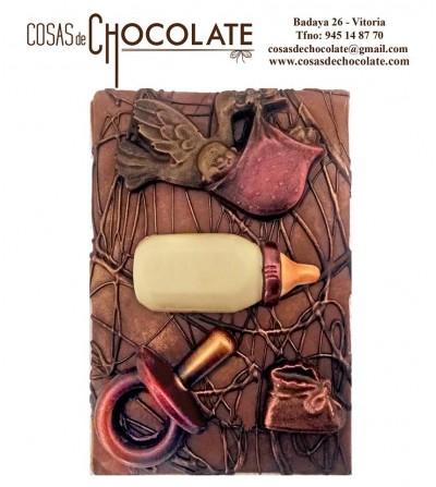 Creación de chocolate para...